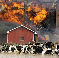 Reduce the Risk of Fire on Your Farm