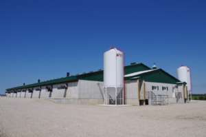 2013 Swine Facility Award