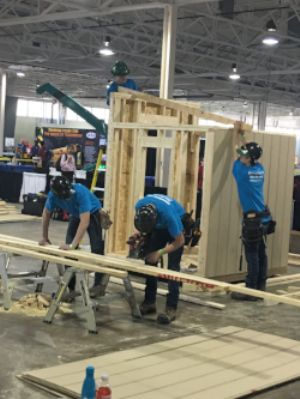2018 Skills Ontario Competition